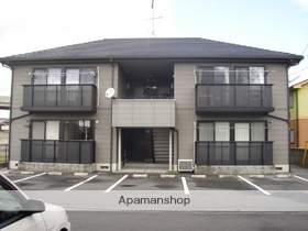 岡山県倉敷市、新倉敷駅徒歩15分の築18年 2階建の賃貸アパート