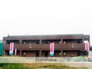 岡山県総社市、総社駅徒歩15分の築14年 2階建の賃貸アパート