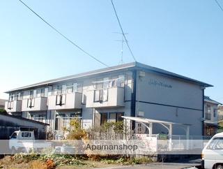 岡山県倉敷市、中庄駅徒歩40分の築24年 2階建の賃貸アパート