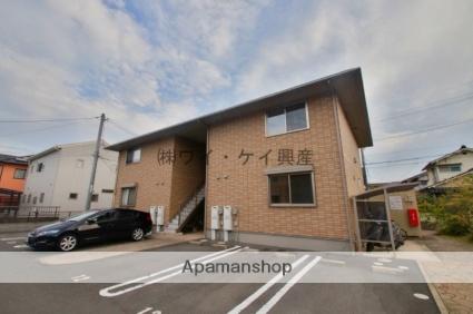 岡山県倉敷市、栄駅徒歩19分の築9年 2階建の賃貸アパート