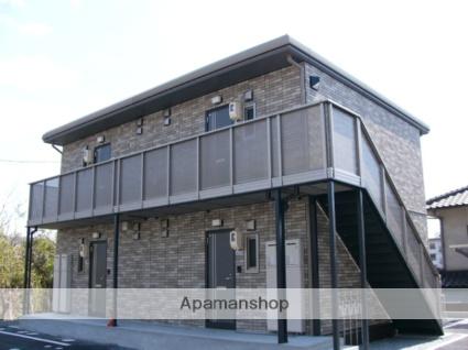 岡山県倉敷市、上の町駅徒歩8分の築10年 2階建の賃貸アパート