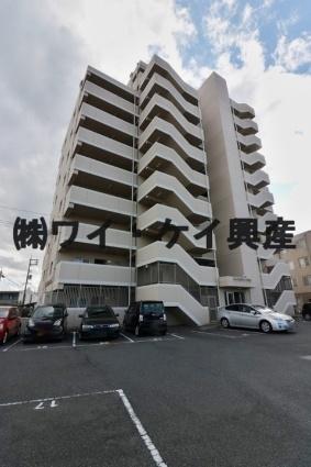 岡山県倉敷市、倉敷駅徒歩15分の築12年 10階建の賃貸マンション