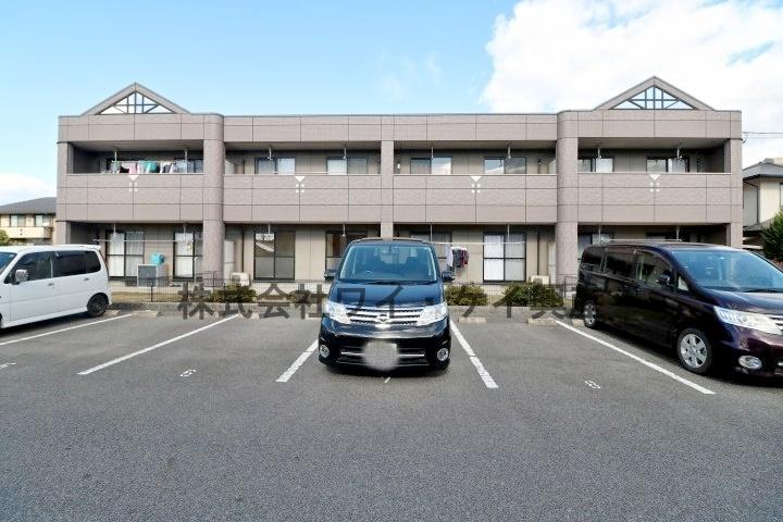 岡山県倉敷市、倉敷駅バス22分新田下車後徒歩5分の築12年 2階建の賃貸アパート
