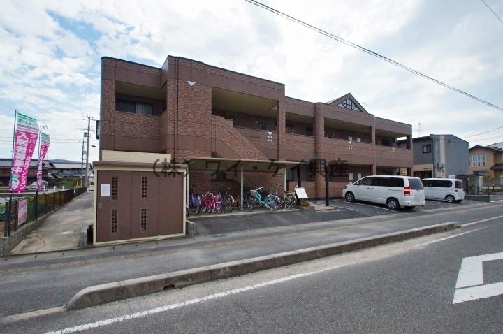 岡山県総社市、清音駅徒歩31分の築15年 2階建の賃貸アパート