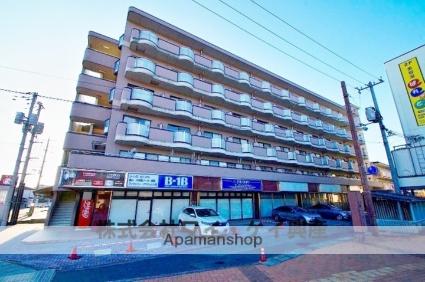 岡山県倉敷市、新倉敷駅徒歩5分の築20年 6階建の賃貸マンション
