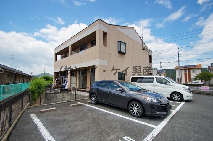 岡山県倉敷市、倉敷駅徒歩20分の築18年 2階建の賃貸マンション
