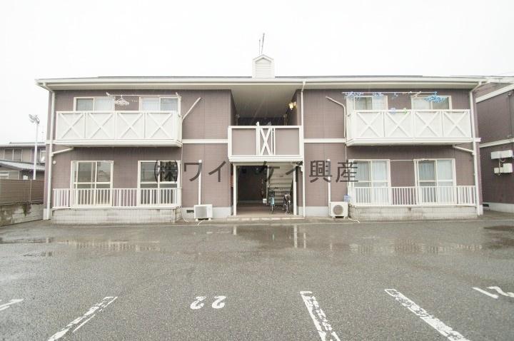岡山県倉敷市、弥生駅徒歩20分の築24年 2階建の賃貸アパート