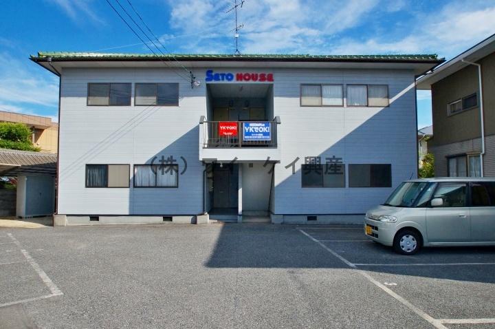 岡山県倉敷市、倉敷駅徒歩29分の築25年 2階建の賃貸アパート