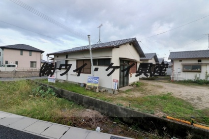 岡山県倉敷市、西阿知駅徒歩9分の築42年 1階建の賃貸一戸建て