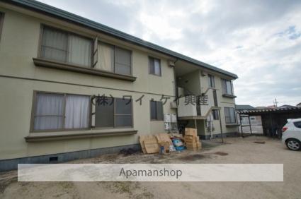 岡山県総社市、東総社駅徒歩15分の築30年 2階建の賃貸アパート