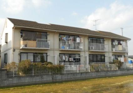 岡山県倉敷市、久々原駅徒歩36分の築25年 2階建の賃貸アパート