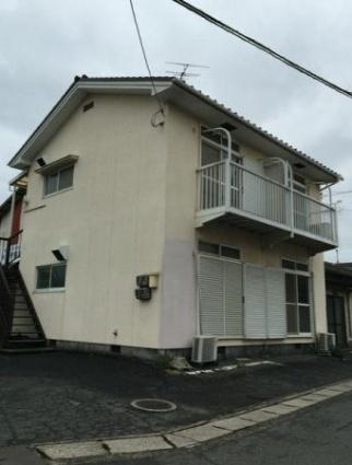 岡山県倉敷市、倉敷駅バス10分西帯江下車後徒歩4分の築28年 2階建の賃貸アパート