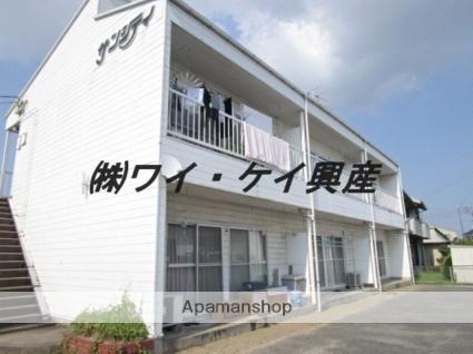 岡山県倉敷市、西阿知駅徒歩25分の築33年 2階建の賃貸アパート