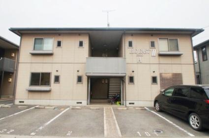 岡山県総社市、東総社駅徒歩14分の築16年 2階建の賃貸アパート