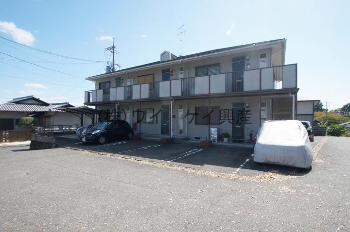 岡山県倉敷市、新倉敷駅徒歩46分の築24年 2階建の賃貸アパート