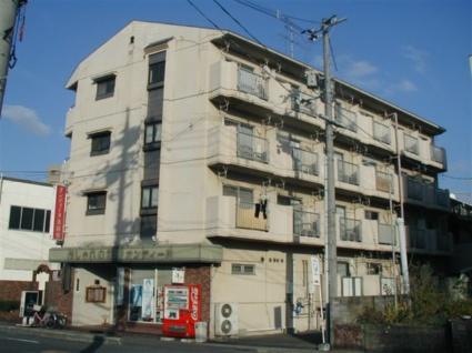 岡山県倉敷市、倉敷駅徒歩16分の築31年 4階建の賃貸マンション