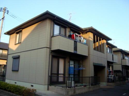 岡山県倉敷市、児島駅徒歩13分の築14年 2階建の賃貸アパート