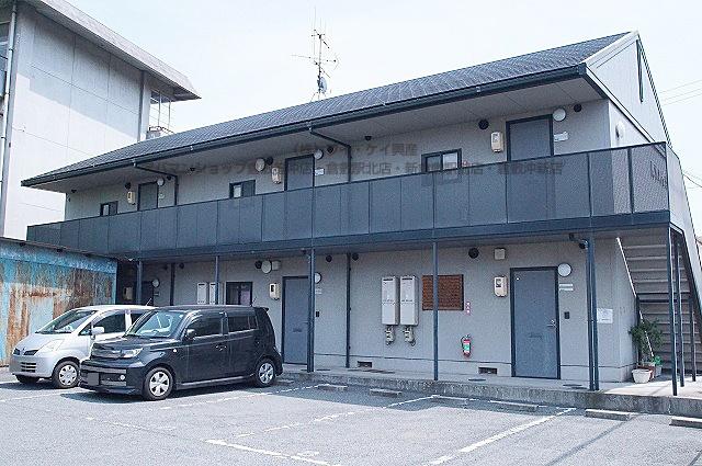 岡山県倉敷市、倉敷駅バス53分味野元町下車後徒歩2分の築20年 2階建の賃貸アパート