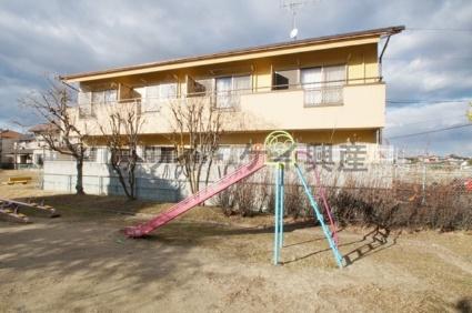 岡山県倉敷市、倉敷駅徒歩22分の築20年 2階建の賃貸アパート