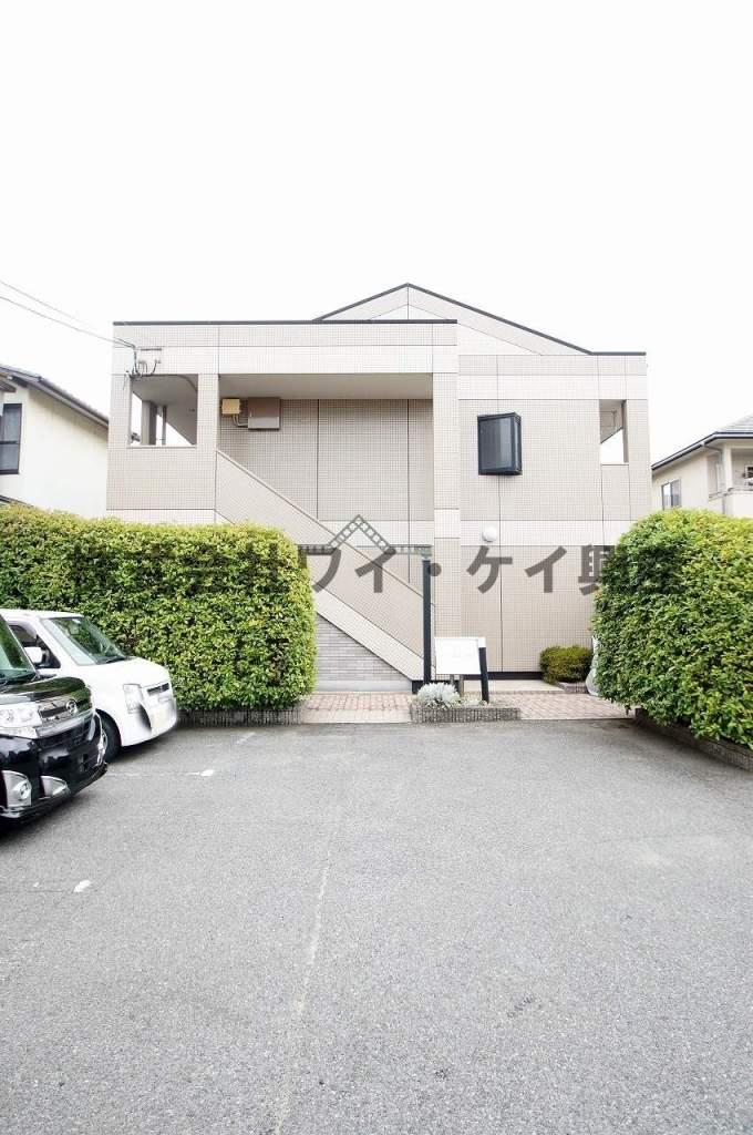 岡山県倉敷市、倉敷駅徒歩17分の築17年 2階建の賃貸アパート