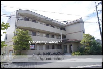 岡山県倉敷市、中庄駅徒歩6分の築19年 3階建の賃貸マンション