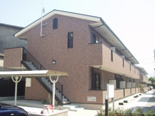 レーベン中畝ⅢA棟