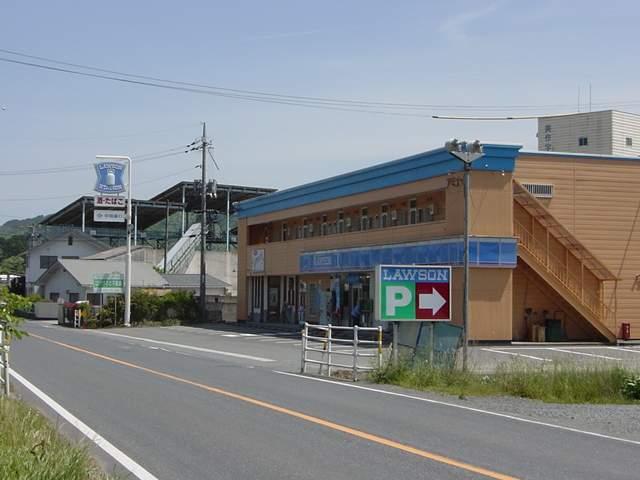 ローソン勝央町店 739m