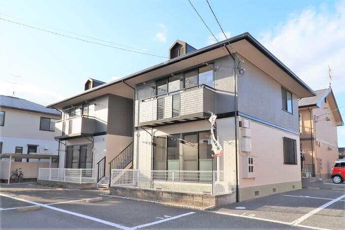 新着賃貸1:岡山県岡山市北区辛川市場の新着賃貸物件