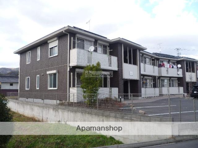 広島県福山市、備後赤坂駅徒歩25分の築9年 2階建の賃貸アパート