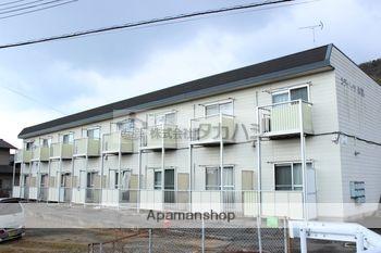 広島県尾道市、新尾道駅徒歩10分の築25年 2階建の賃貸アパート