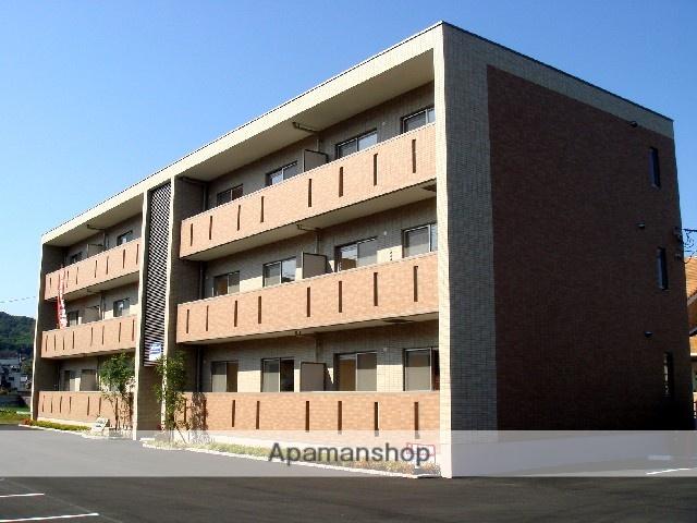 広島県福山市、備後赤坂駅徒歩20分の築9年 3階建の賃貸マンション