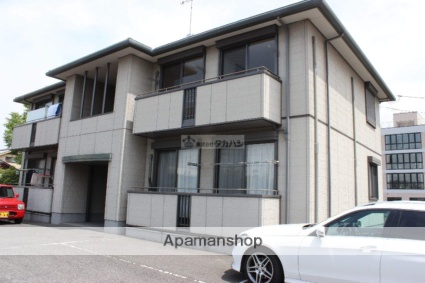 広島県福山市、備後赤坂駅徒歩13分の築13年 2階建の賃貸アパート