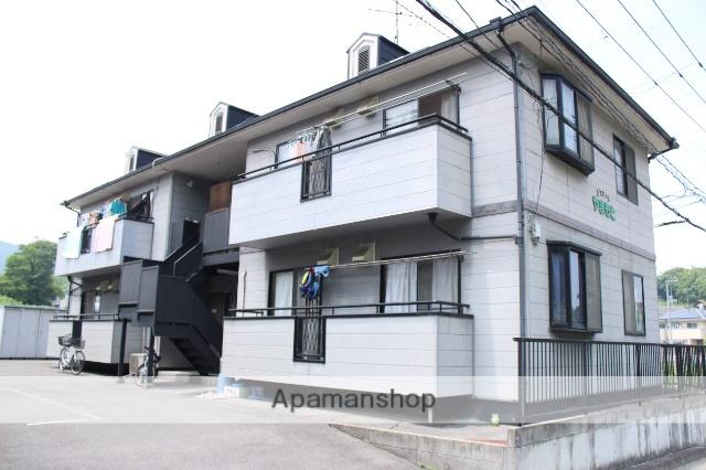 広島県尾道市、新尾道駅徒歩98分の築18年 2階建の賃貸アパート