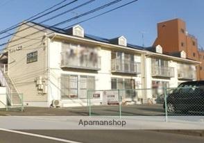 広島県府中市、鵜飼駅徒歩22分の築28年 2階建の賃貸アパート