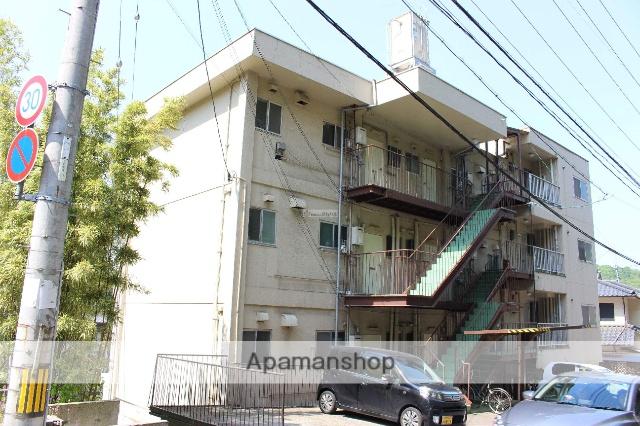 広島県尾道市、新尾道駅徒歩29分の築33年 3階建の賃貸マンション