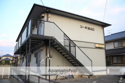広島県福山市、松永駅鞆鉄バスバス5分高須口下車後徒歩7分の築18年 2階建の賃貸アパート
