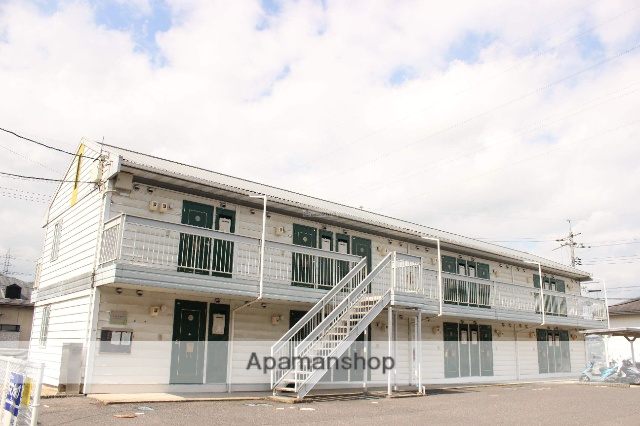 広島県尾道市、新尾道駅おのみちバスバス2分西則末下車後徒歩12分の築20年 2階建の賃貸アパート