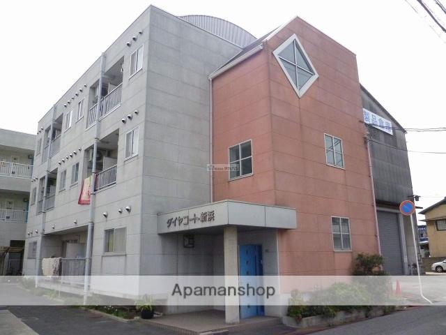広島県尾道市、尾道駅徒歩21分の築23年 3階建の賃貸マンション