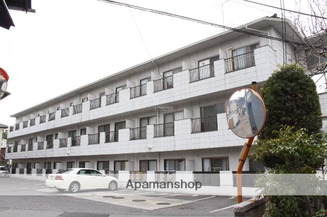 広島県尾道市、新尾道駅徒歩21分の築27年 3階建の賃貸アパート