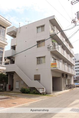 広島県福山市、備後赤坂駅徒歩67分の築24年 4階建の賃貸マンション