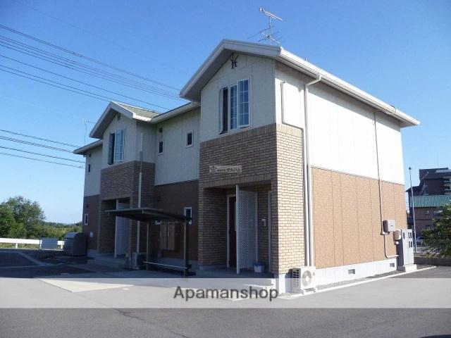 広島県尾道市、新尾道駅徒歩18分の築9年 2階建の賃貸アパート