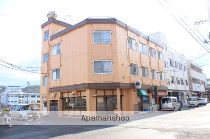 広島県福山市、備後赤坂駅徒歩75分の築35年 3階建の賃貸マンション