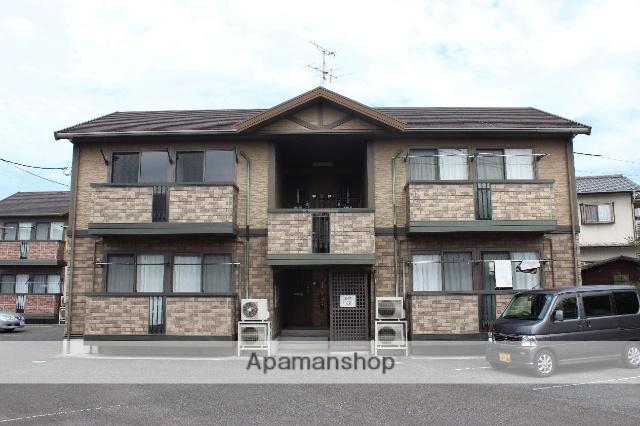 広島県福山市、松永駅徒歩10分の築14年 2階建の賃貸アパート