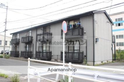 広島県福山市、東福山駅徒歩20分の築18年 2階建の賃貸アパート