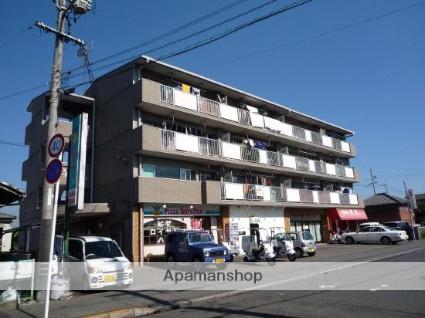 広島県福山市、東福山駅徒歩66分の築28年 4階建の賃貸マンション