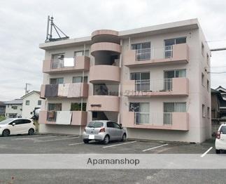 広島県福山市、万能倉駅徒歩8分の築22年 3階建の賃貸マンション