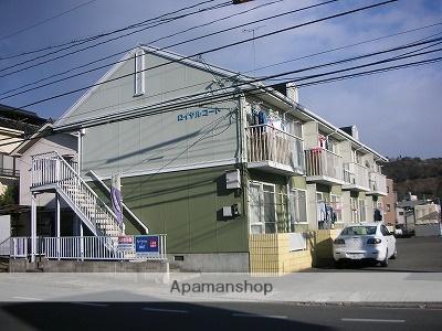 広島県福山市、上戸手駅徒歩22分の築24年 2階建の賃貸アパート