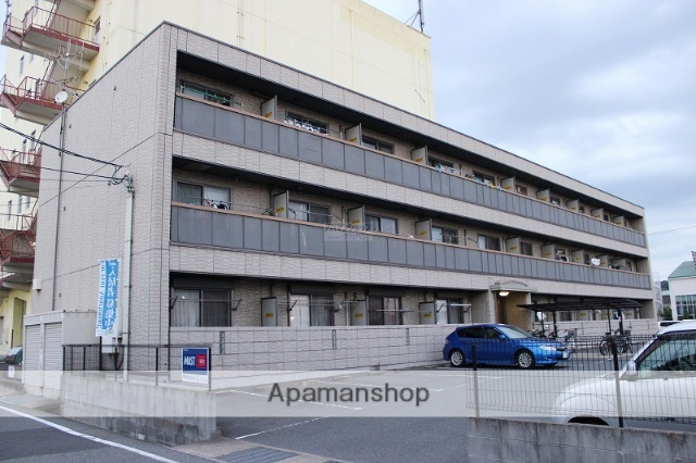 広島県福山市、東福山駅徒歩21分の築15年 3階建の賃貸マンション