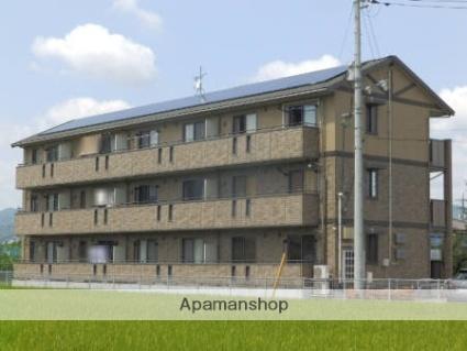 広島県府中市、新市駅徒歩23分の築10年 3階建の賃貸アパート