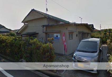 広島県福山市、東福山駅徒歩53分の築36年 1階建の賃貸テラスハウス